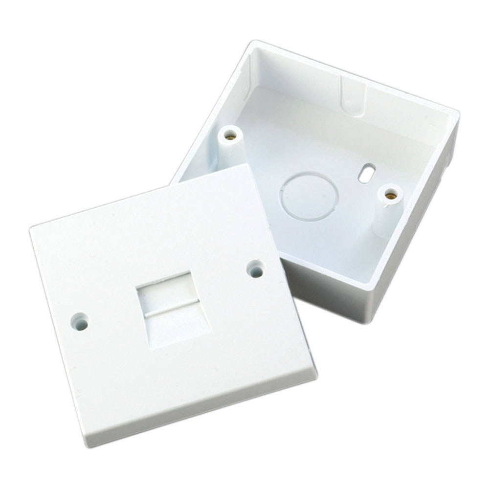 Surface Telephone Line Sockets (2 Series) | Sockets & Connectors ...