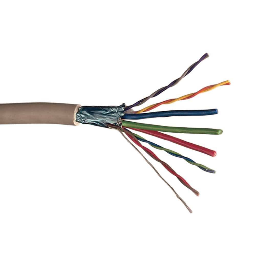 Svga Bulk Coax Cable Monitor Cables Dvi General Twisted Pair Wiring Solutions Ltd Videk 4 Core Screened Shielded 100mtr