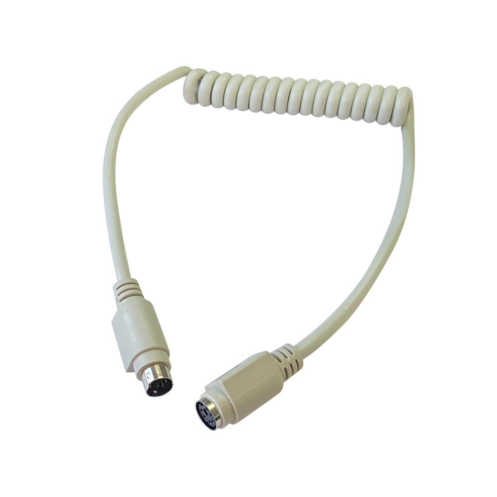 Keyboard Extension Cable : Ps mouse keyboard male to female cables