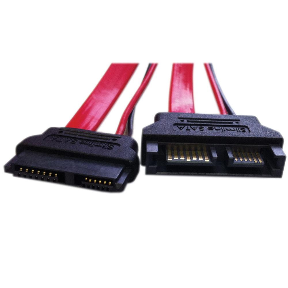 Slimline Sata Cables Amp Adaptors Sata Cables Amp Adaptors