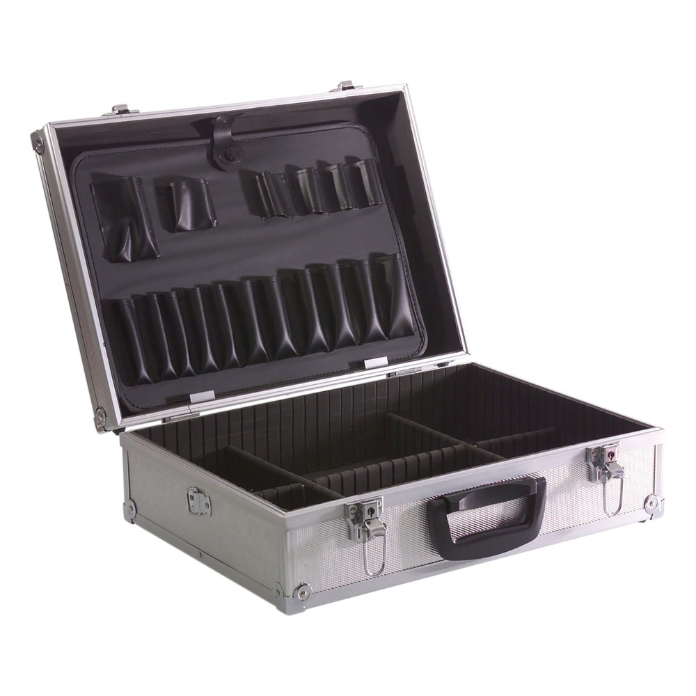 aluminium tool case network tools tool kits tools. Black Bedroom Furniture Sets. Home Design Ideas