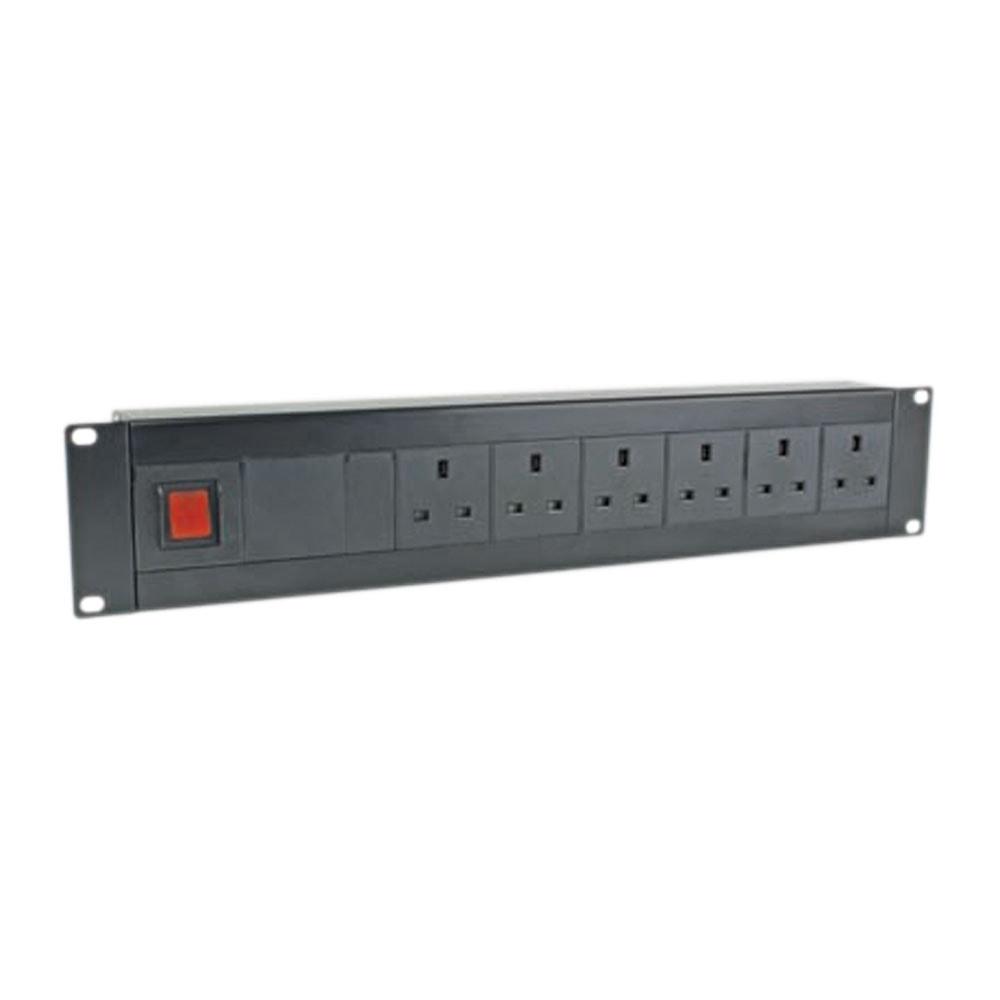FPI-4824: 24 Outlet 48 Rack Mount Power Strip Power Bar