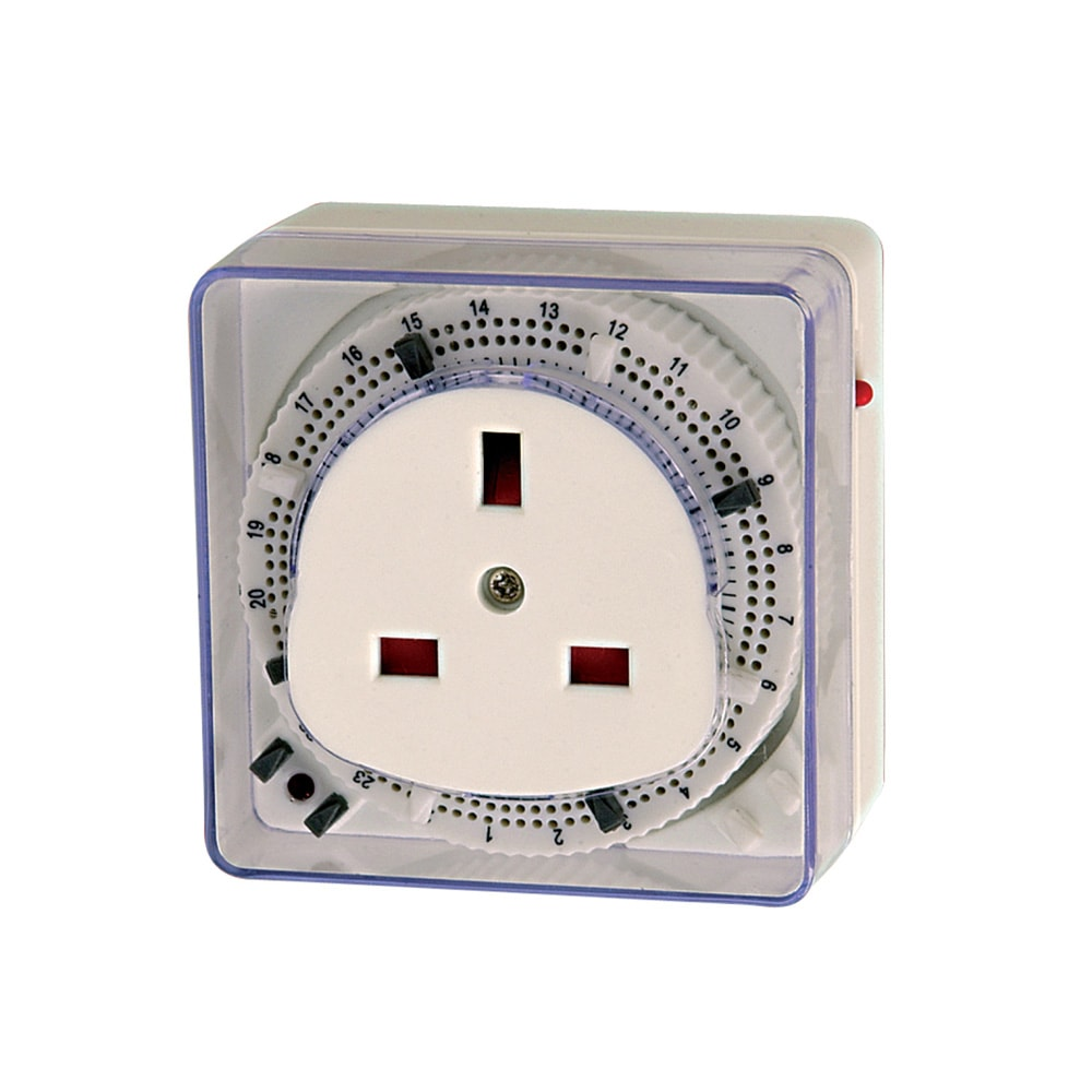 noma indoor programmable timer manual