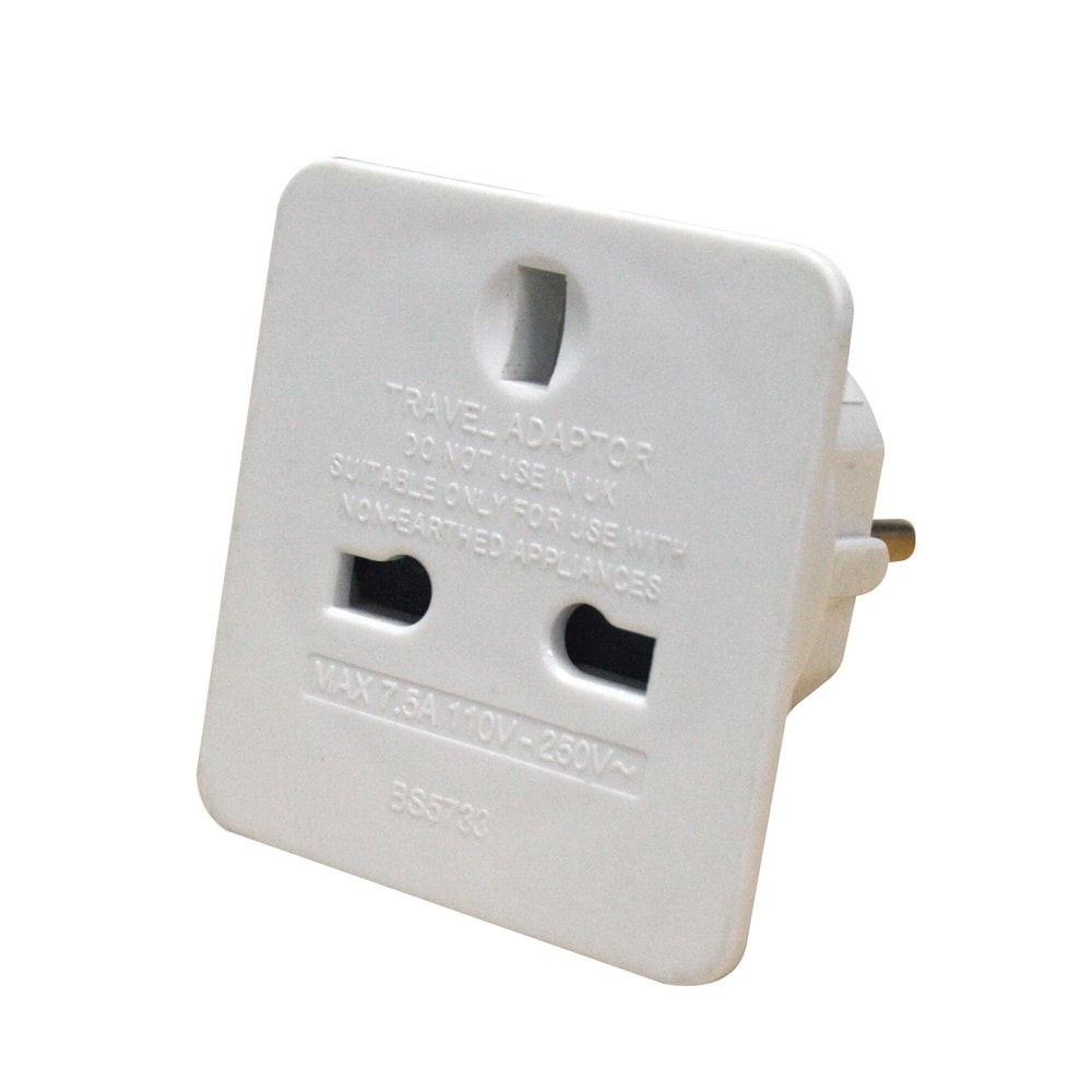 Digitus AK 340602 000 S DisplayPort Plug To HDMI Socket Adapter in addition Conntek Ev650t Nema 6 50p 14 50r Evse Adapter Cord likewise Ipa 7900a5 also Caravan Plug To 13   Socket Mains Adapter further 3pin Europe To Iec C13 Plug Adapter. on trailer plug adapter
