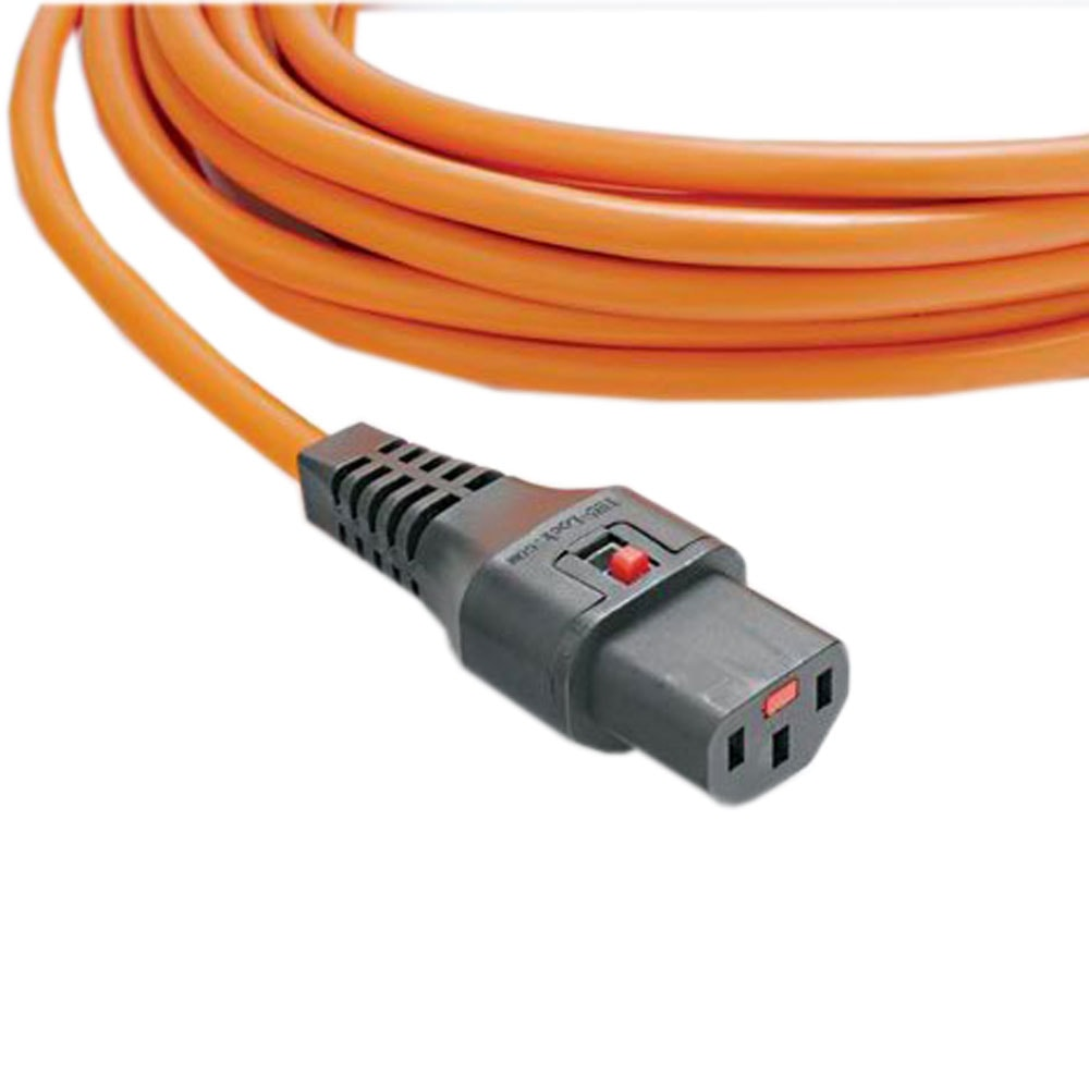 Iec C14 Power Cables Mains Wiring Plug C13 Connector C15 Computer Socket Ac Male To Female Locking Cable