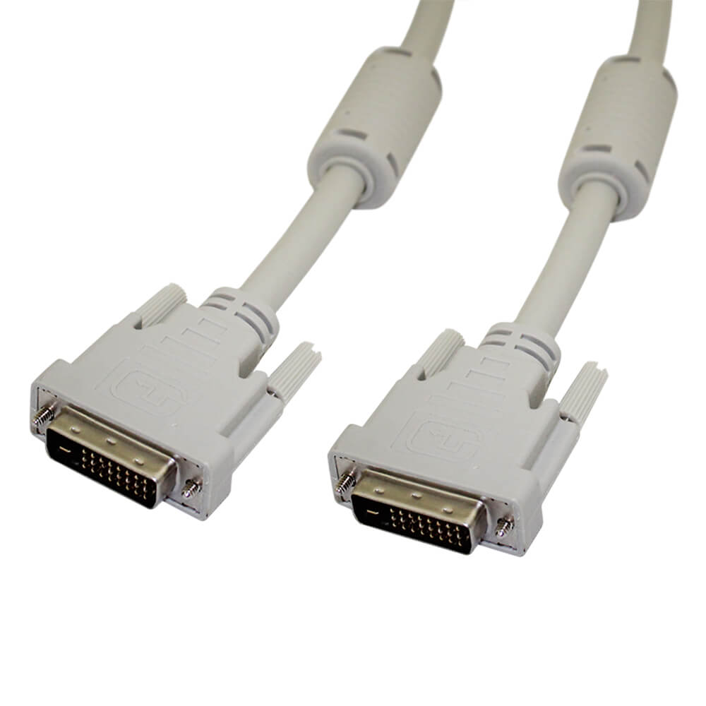 Monitor cable types